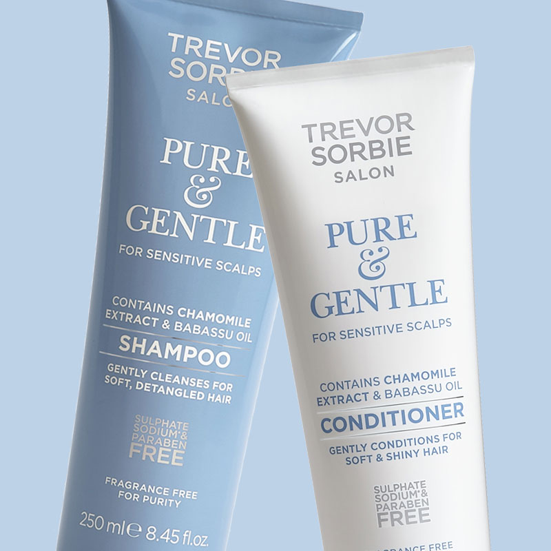 Salon Care Collection launches in Trevor Sorbie's Salons and