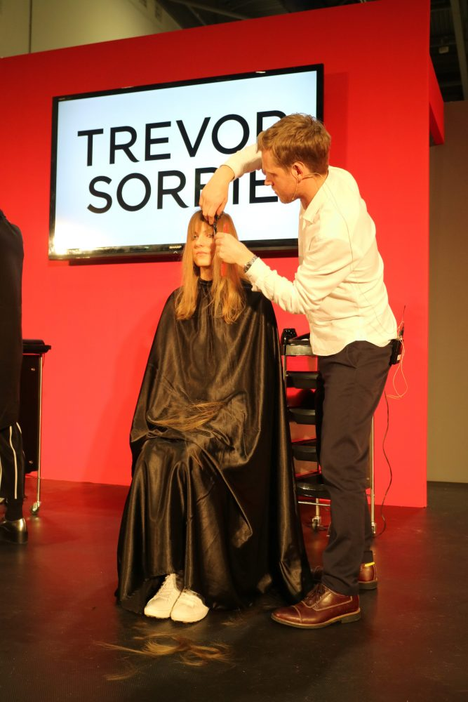 hairdressing opportunities trevor sorbie