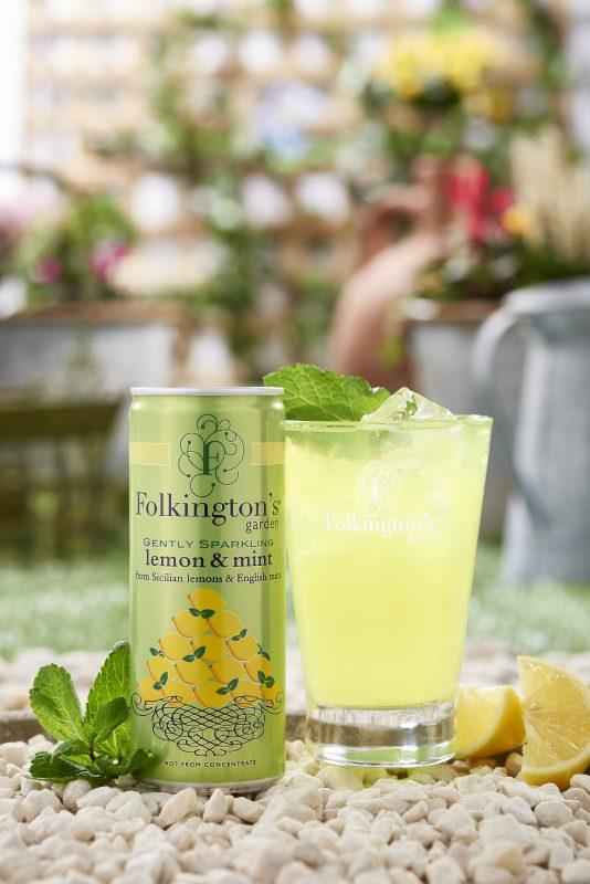 Trevor Sorbet Brighton Gin