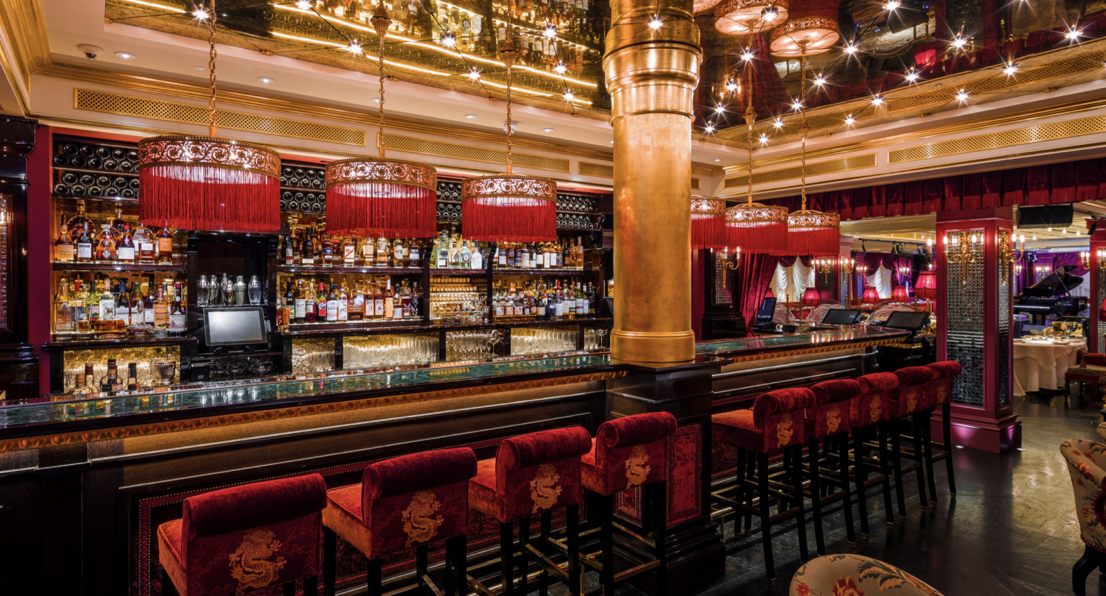 park chinois mayfair review