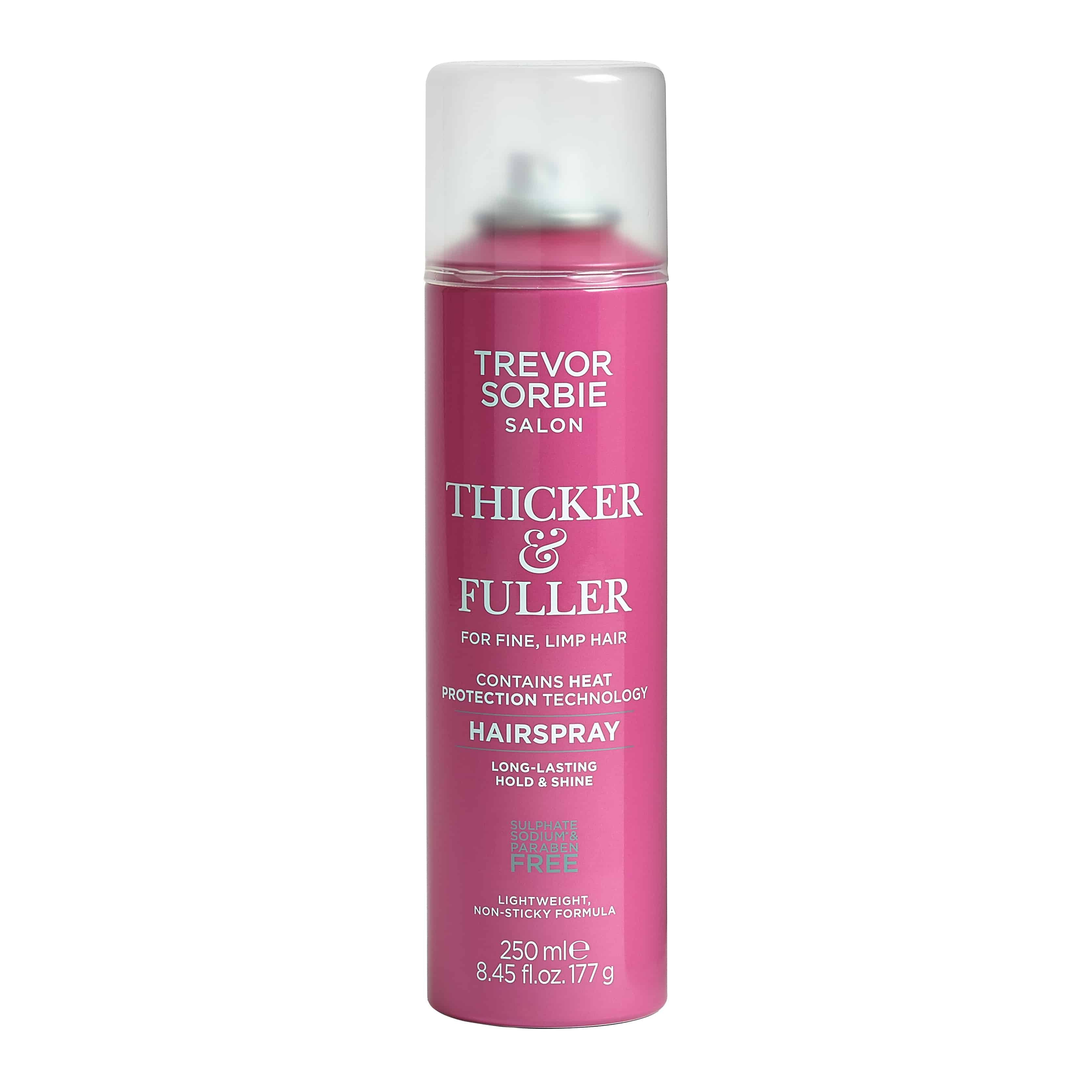 Thicker & Fuller Hairspray