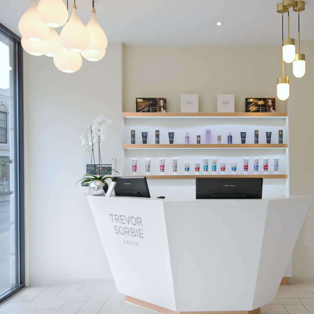 Trevor Sorbie Richmond Hair Salon